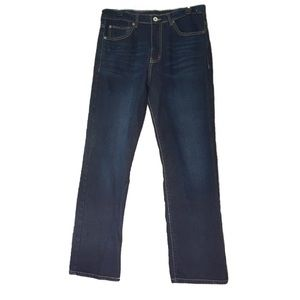 Calvin Klein Jeans Relaxed Straight Blue Easy Fit